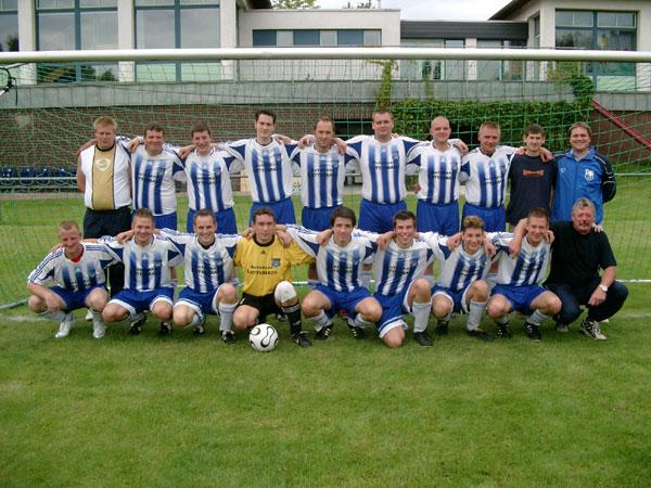 2. Herren Saison 2007/08