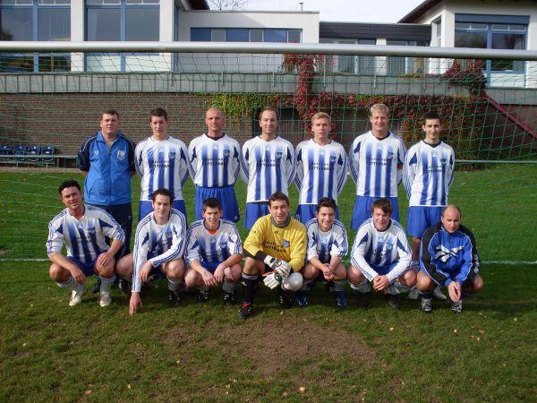 2. Herren Saison 2008/09