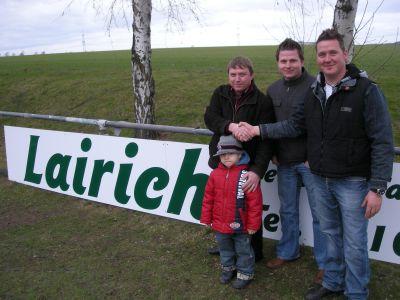 Lairich Sponsor 1. Herren