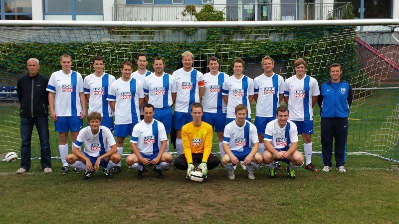 2. Herren Saison 2013/14